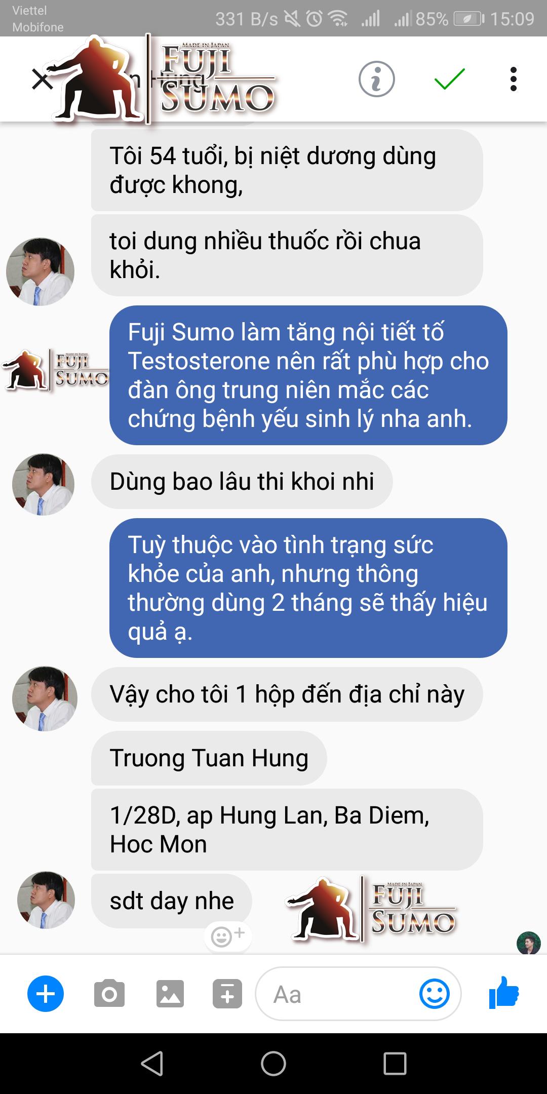 review viên uống fuji sumo