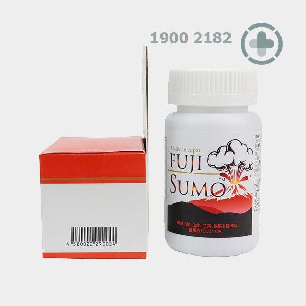vien uong fuji sumo tang cuong sinh ly nam