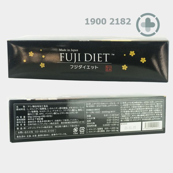 vien uong giam can fuji diet nhat ban 2