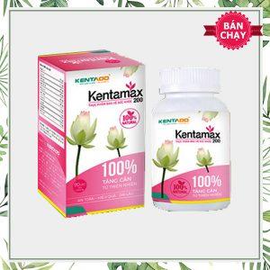 Kentamax 200 – Tăng cân an toàn cho phụ nữ sau sinh