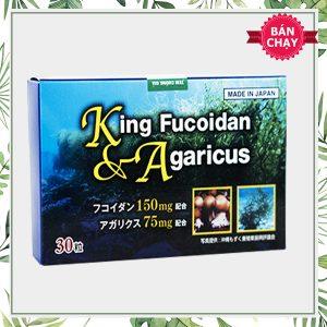 king fucoidan & agaricus 01