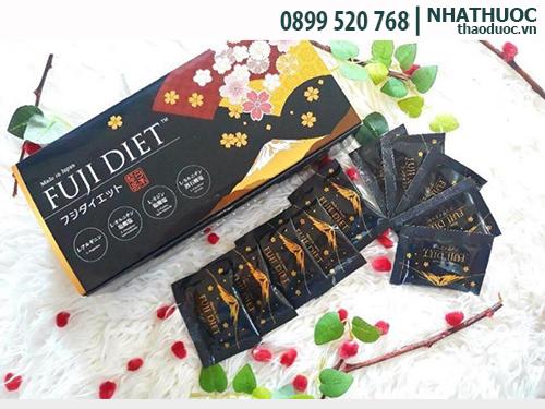 vien giam can fuji diet 4