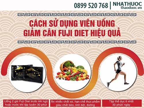 vien giam can fuji diet 9